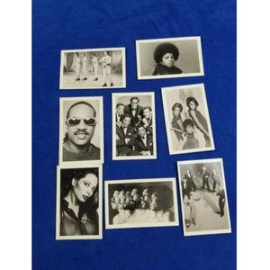 MICHAEL JACKSON - Original 1998 Stevie cards lione